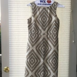 Tory Burch Diamond Sheath Dress